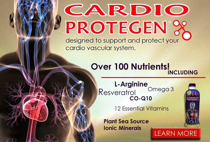Cardio Protegen Liquid L-Arginine Supplement