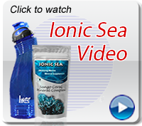 Ionic Sea Video with Kurt Grange