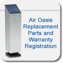Register your Air Machine