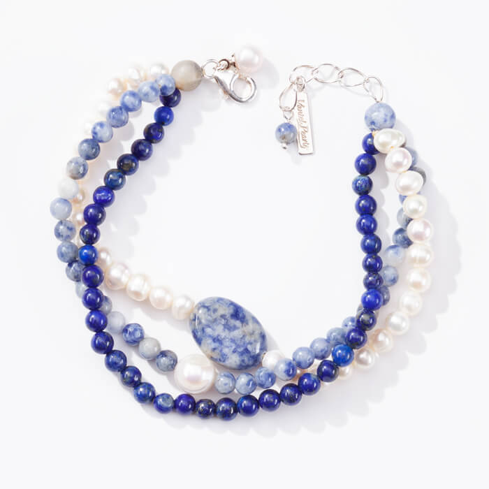 Indigo Dreams Bracelet