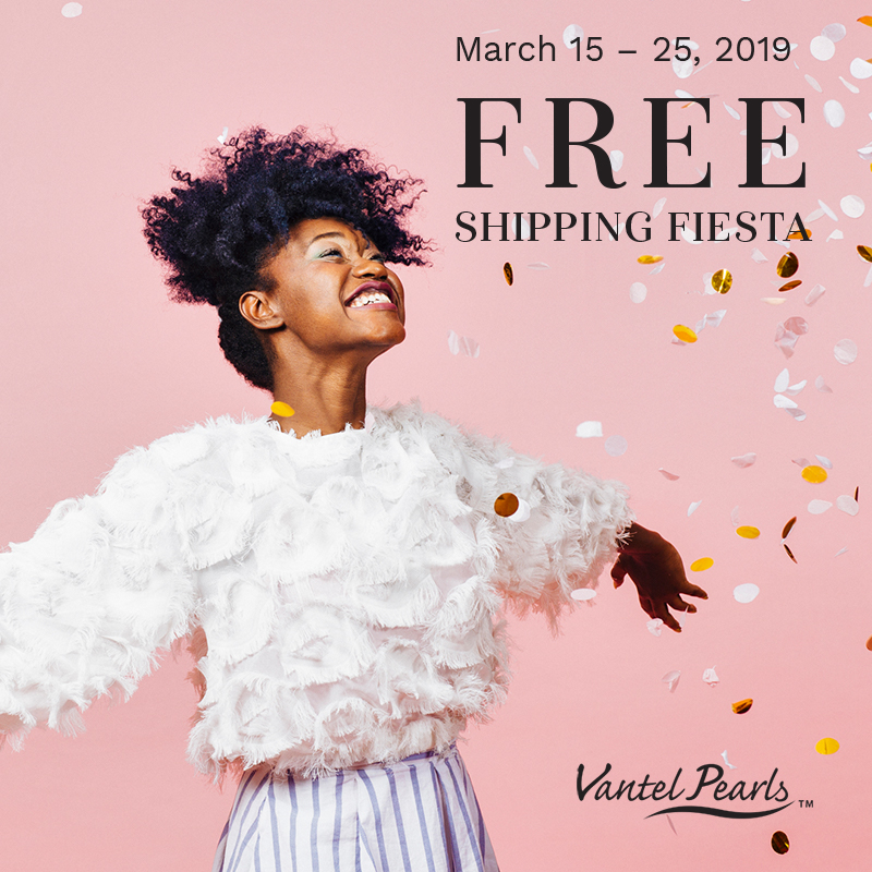 Free Shipping March 15 - 25