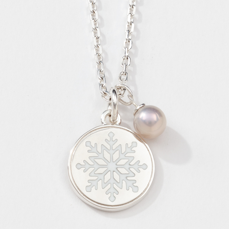 Winter's Dance Necklace
